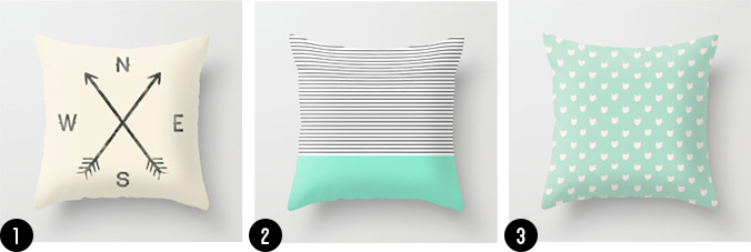 Bedroom Throw Pillows