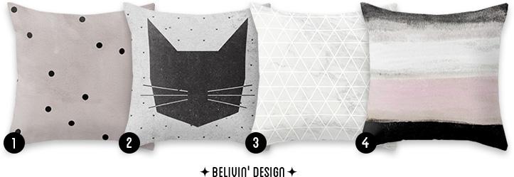 Throw Pillows, Winter Inspiration