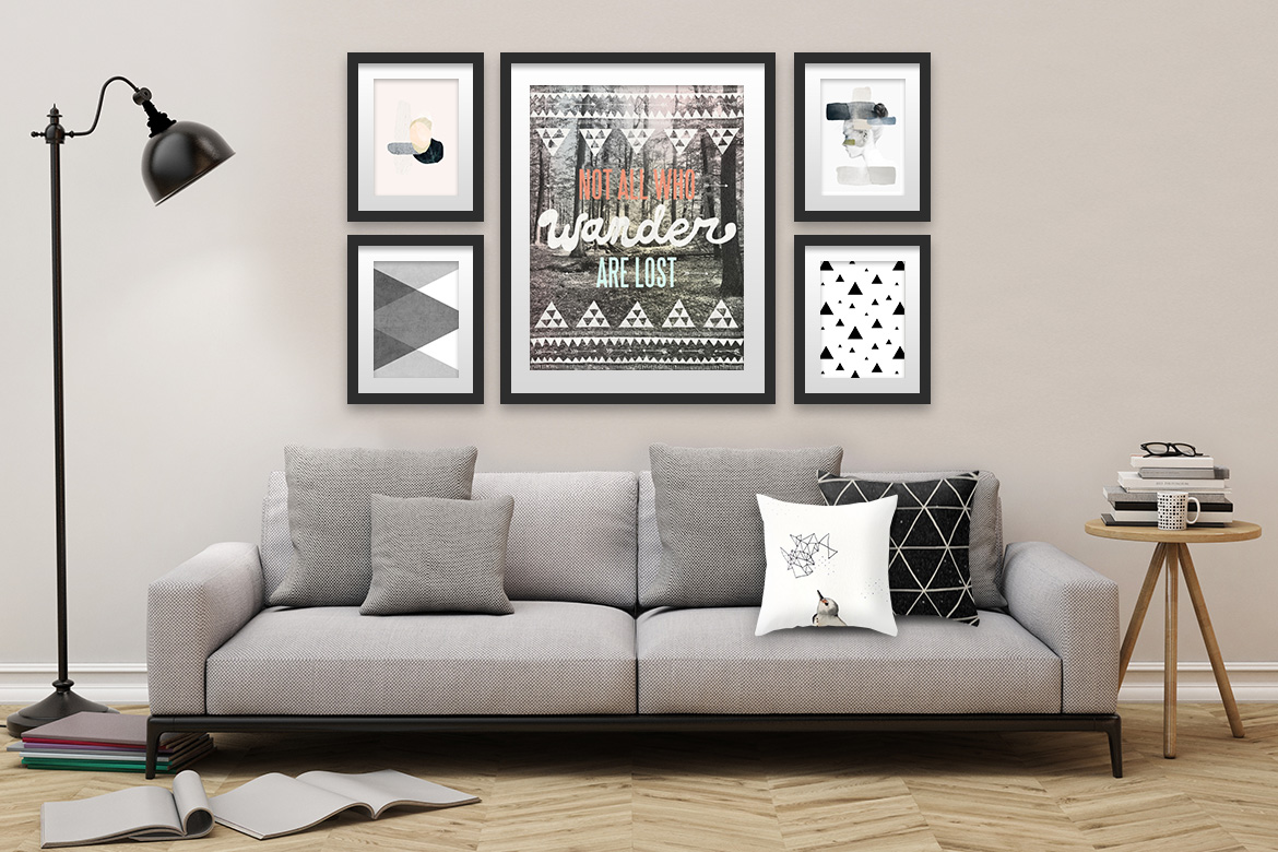 ART PRINTS: WINTER INSPIRATION