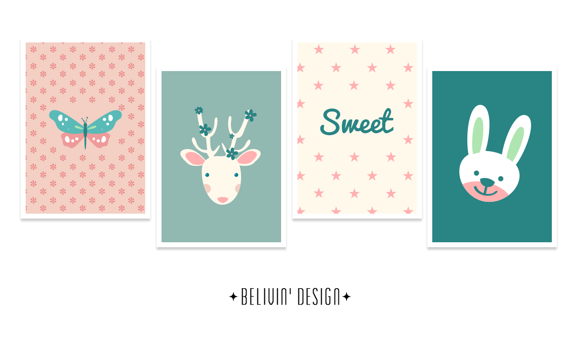 Sweet Baby Wall Decor Free Printable Belivindesign