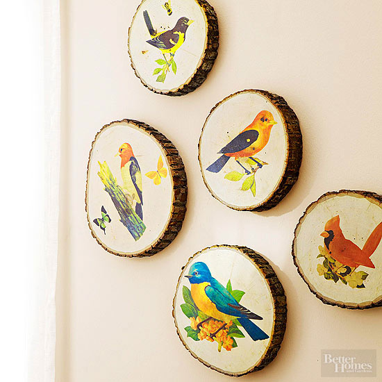 Do it yourself wall art projects