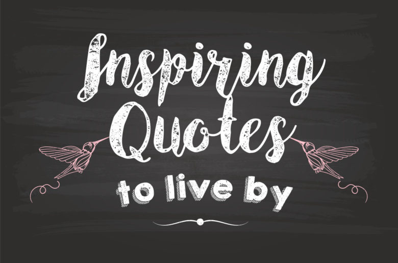 Inspiring Quotes Wall Art