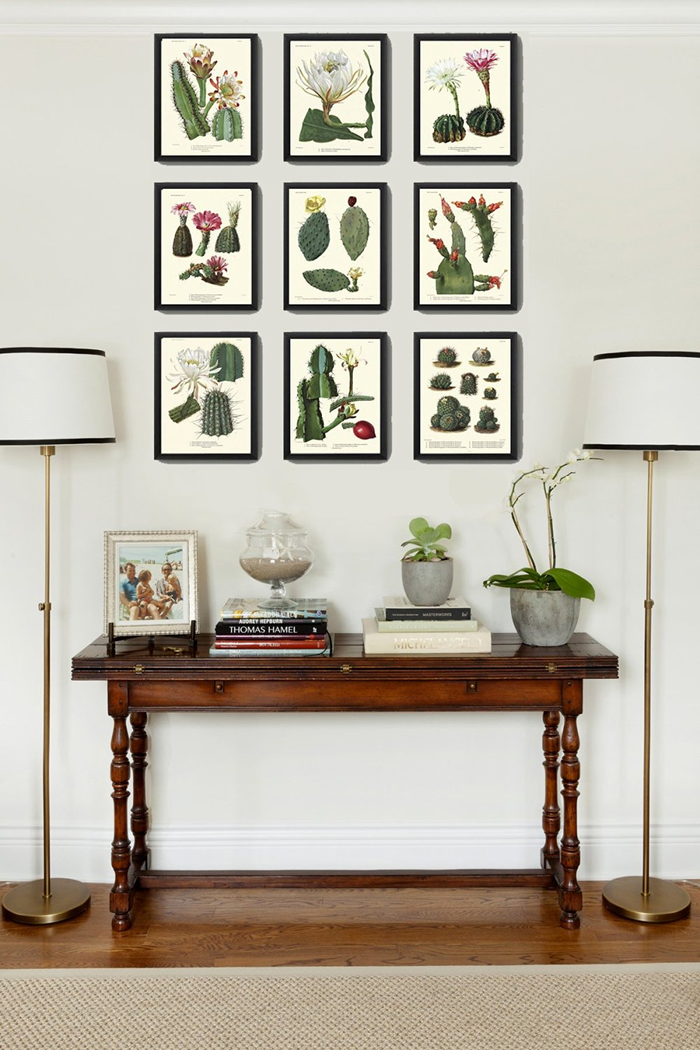 Botanical vintage illustrations