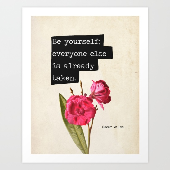 be-yourself-everyone-else-is-alredy-taken-pink-eie-prints