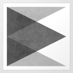 black-and-white-triangles-j8g-prints