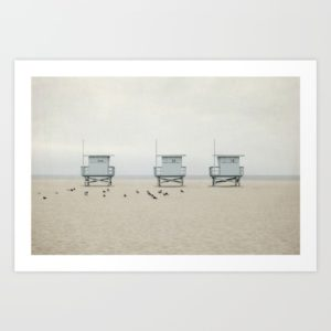 lifeguard-towers-with-birds-prints