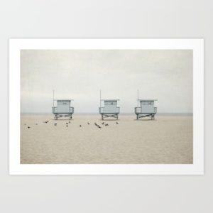 lifeguard-towers-with-birds-prints