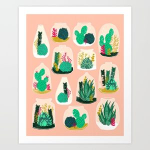 terrariums-cute-little-planters-for-succulents-in-repeat-pattern-by-andrea-lauren-prints