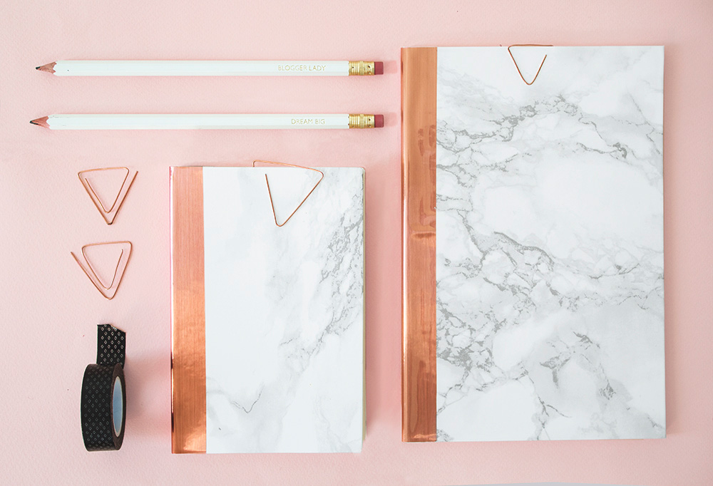 diy-marble-and-copper-stationery