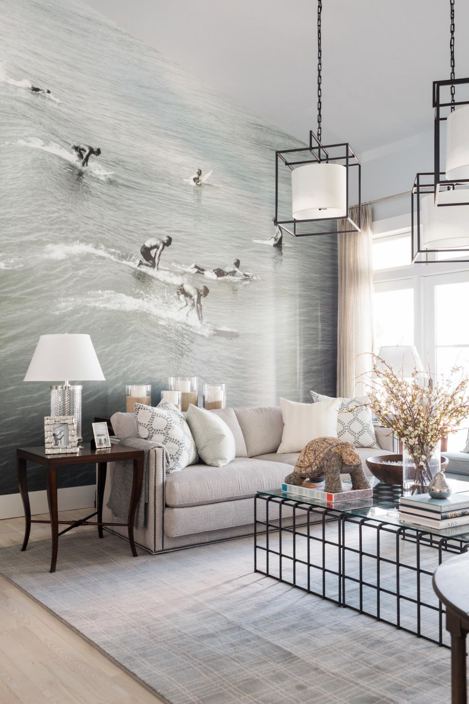 20 Wallpapers and Wall Murals that Make a Statement - BelivinDesign