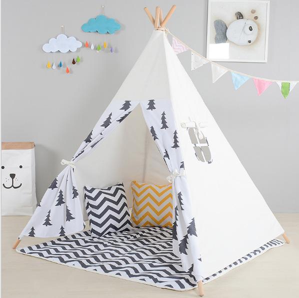 Nursery teepee tent