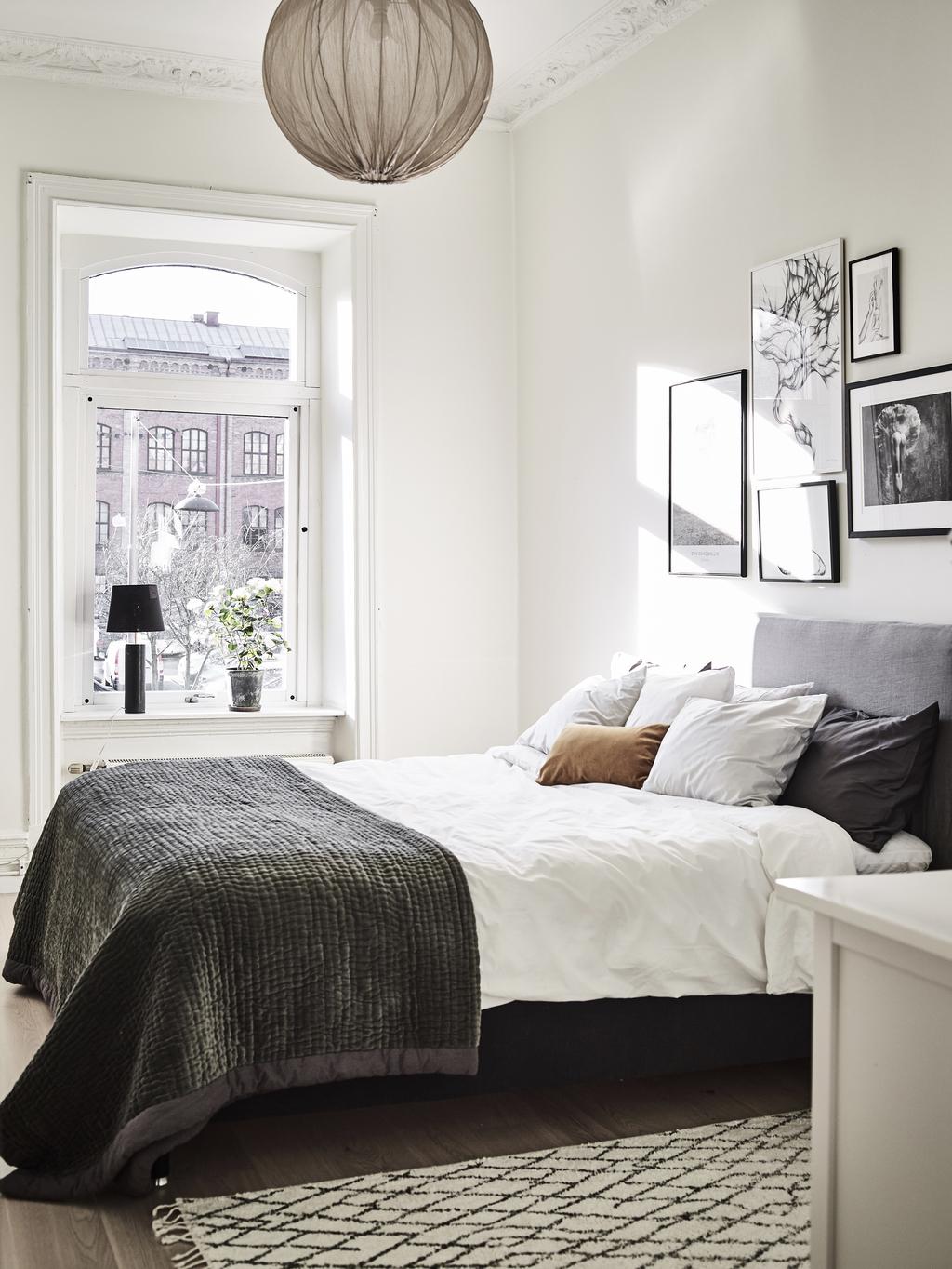 30 stunning scandinavian design interiors belivindesign. Black Bedroom Furniture Sets. Home Design Ideas