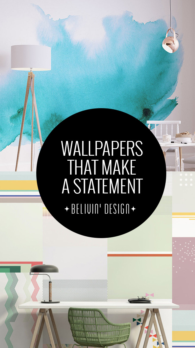 Unique wallpapers and wall murals