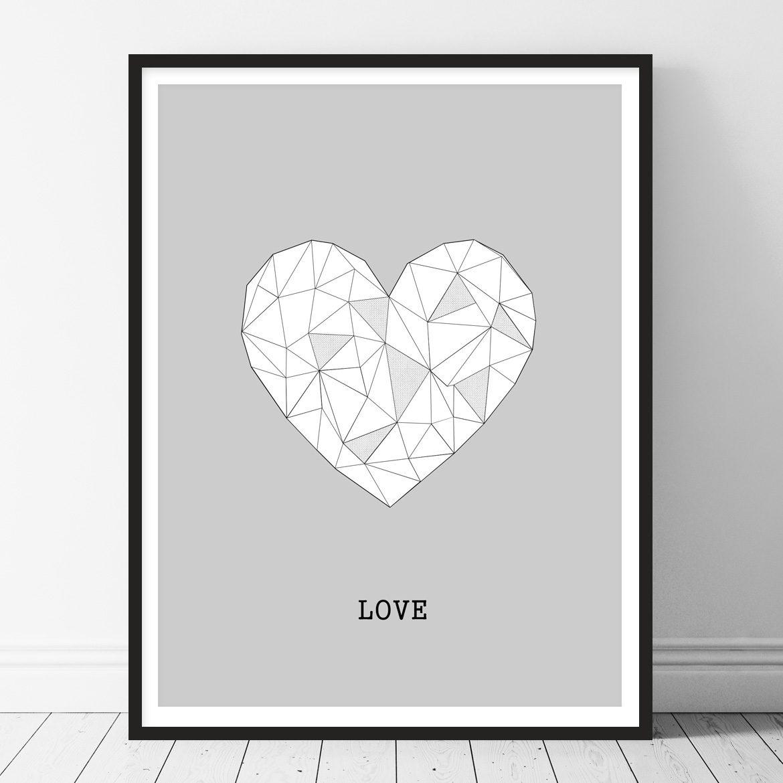 Love-Printable Wall Art