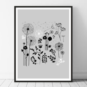 Nature-Printable Wall Art