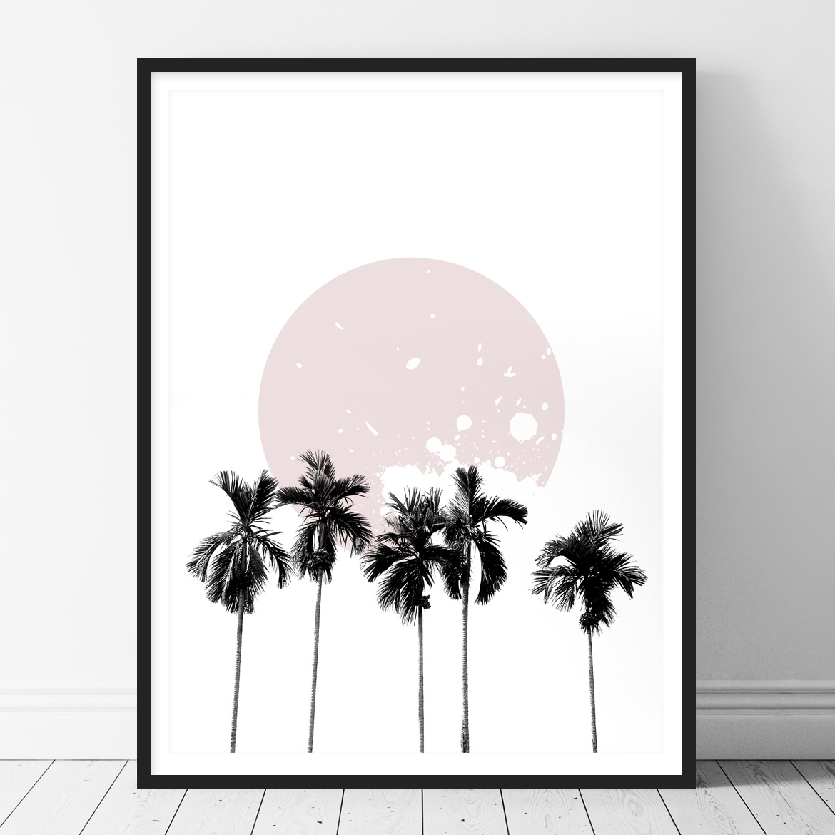 Palm Trees Printable