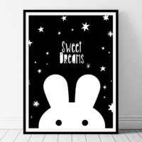 Sweet Dream Printable wall art