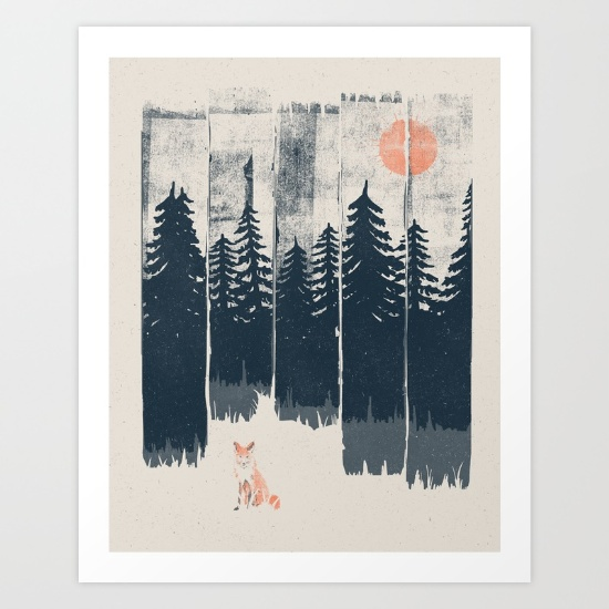a-fox-in-the-wild-prints