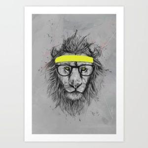 hipster-lion-prints