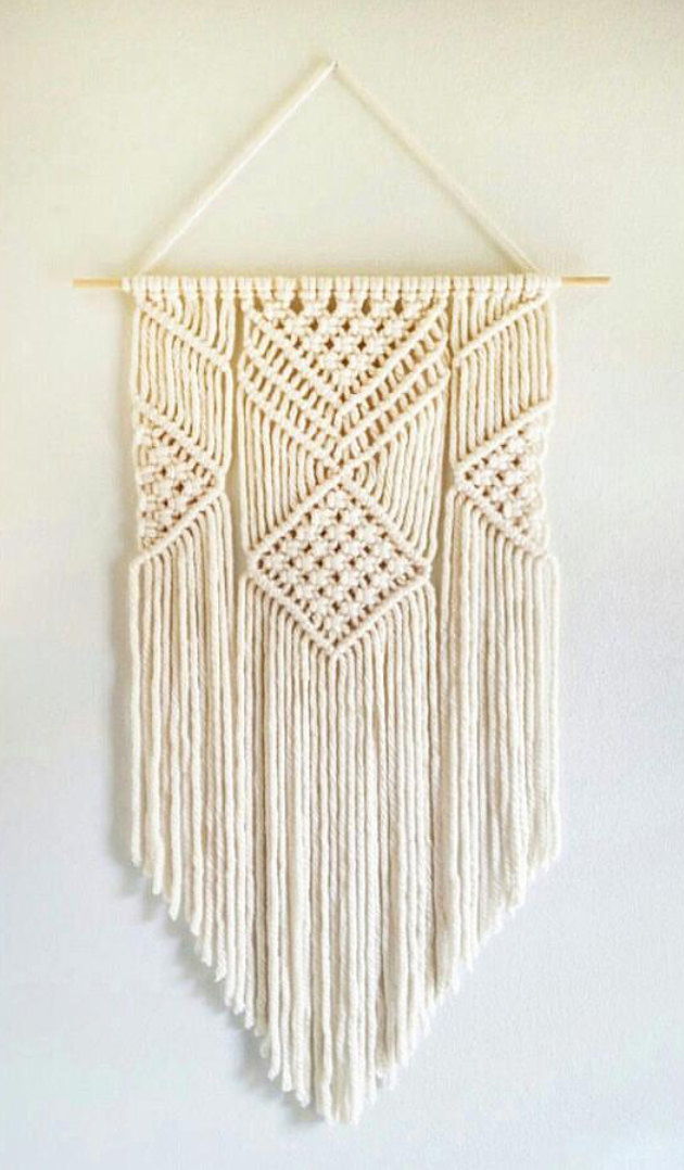 Macrame Wall Hangings Amp Plant Hangers Buy Or Diy