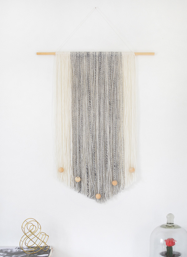 Textured-wall-hanging