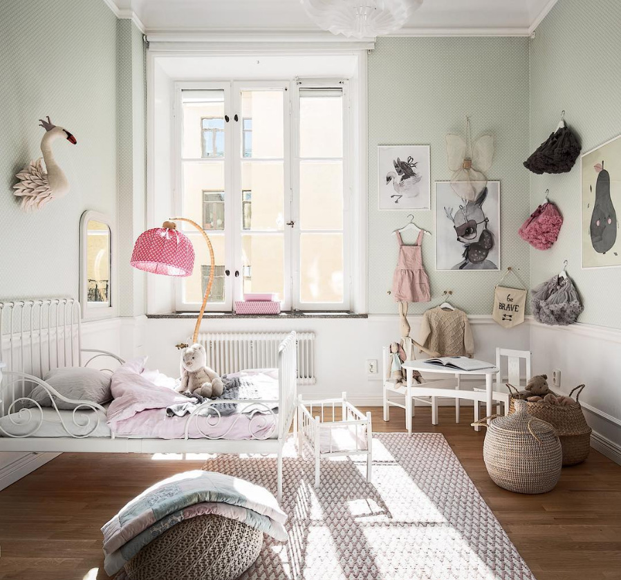 7 Inspiring Kid Room Color Options For Your Little Ones: 48 Kids Room Ideas That Would Make You Wish You Were A