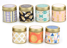 Paddywax Kaleidoscope Collection