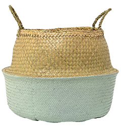 Natural & Seagrass Basket