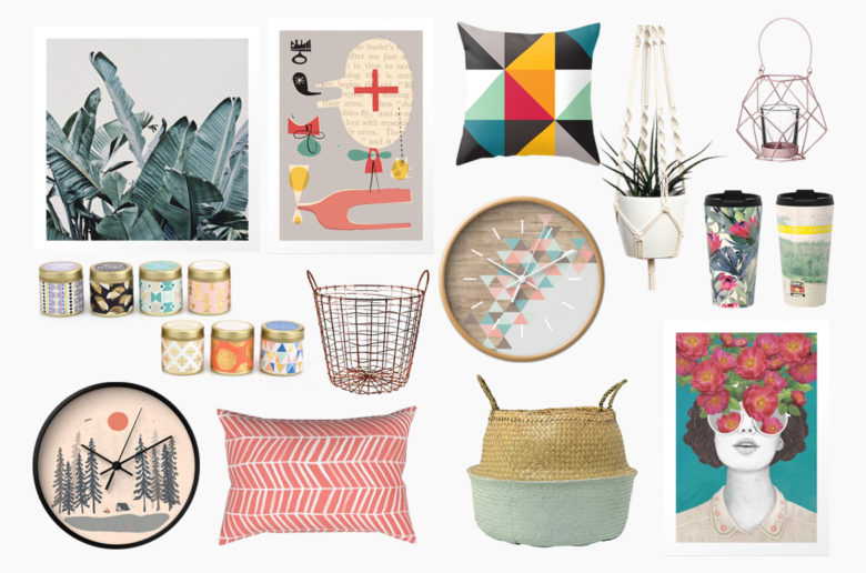 Awesome Gifts for Interior Lovers: Colorful