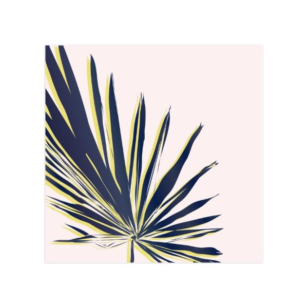 Palm Study #1 by Cindy Lackey