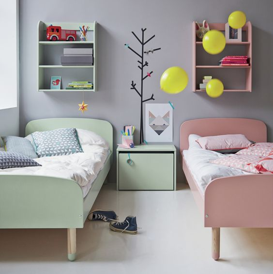 Kids Room Decor: Top 7 Nursery & Kids Room Trends You Must Know For 2017