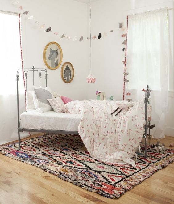 Bohemian Kids Room: Top 7 Nursery & Kids Room Trends You Must Know For 2017