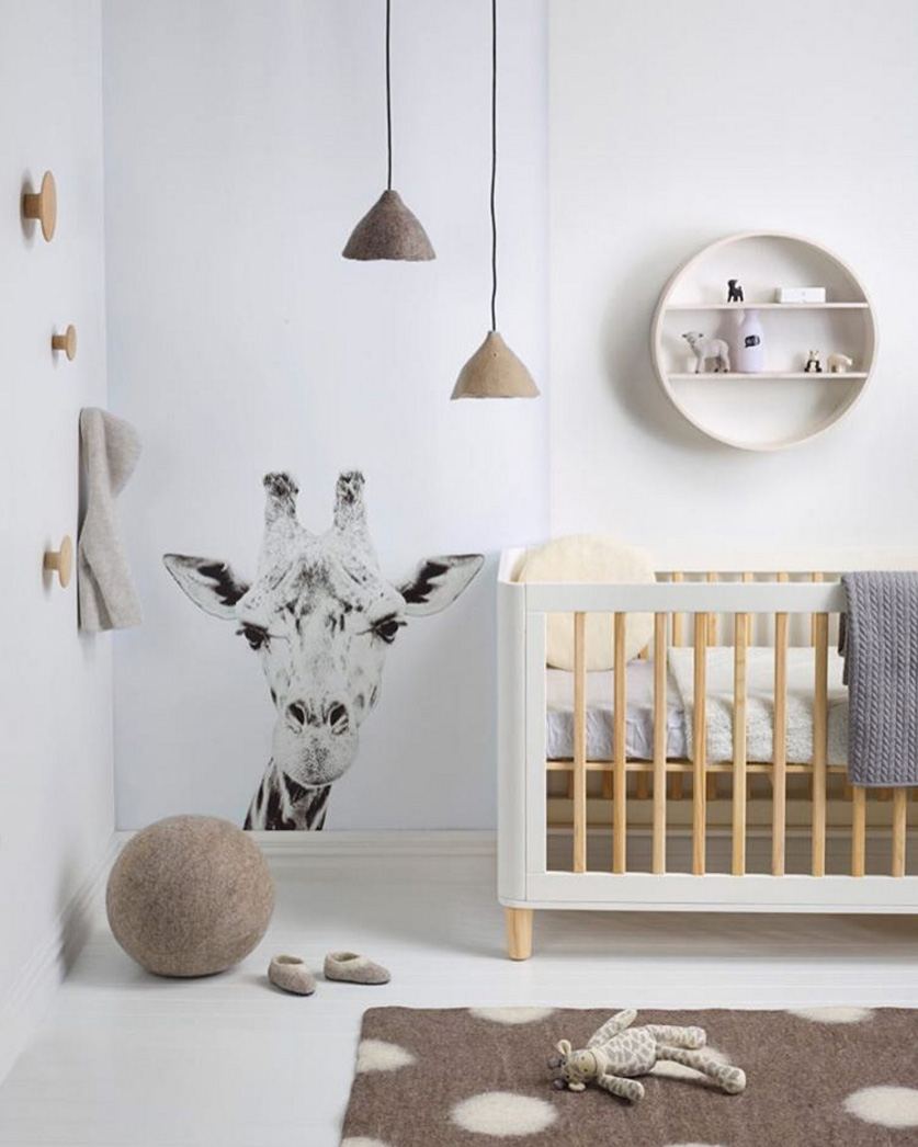 Nursery Ideas And Décor To Inspire You: Top 7 Nursery & Kids Room Trends You Must Know For 2017