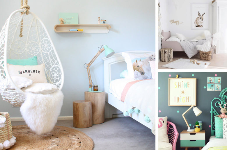 Nursery and kids room 2017 trends