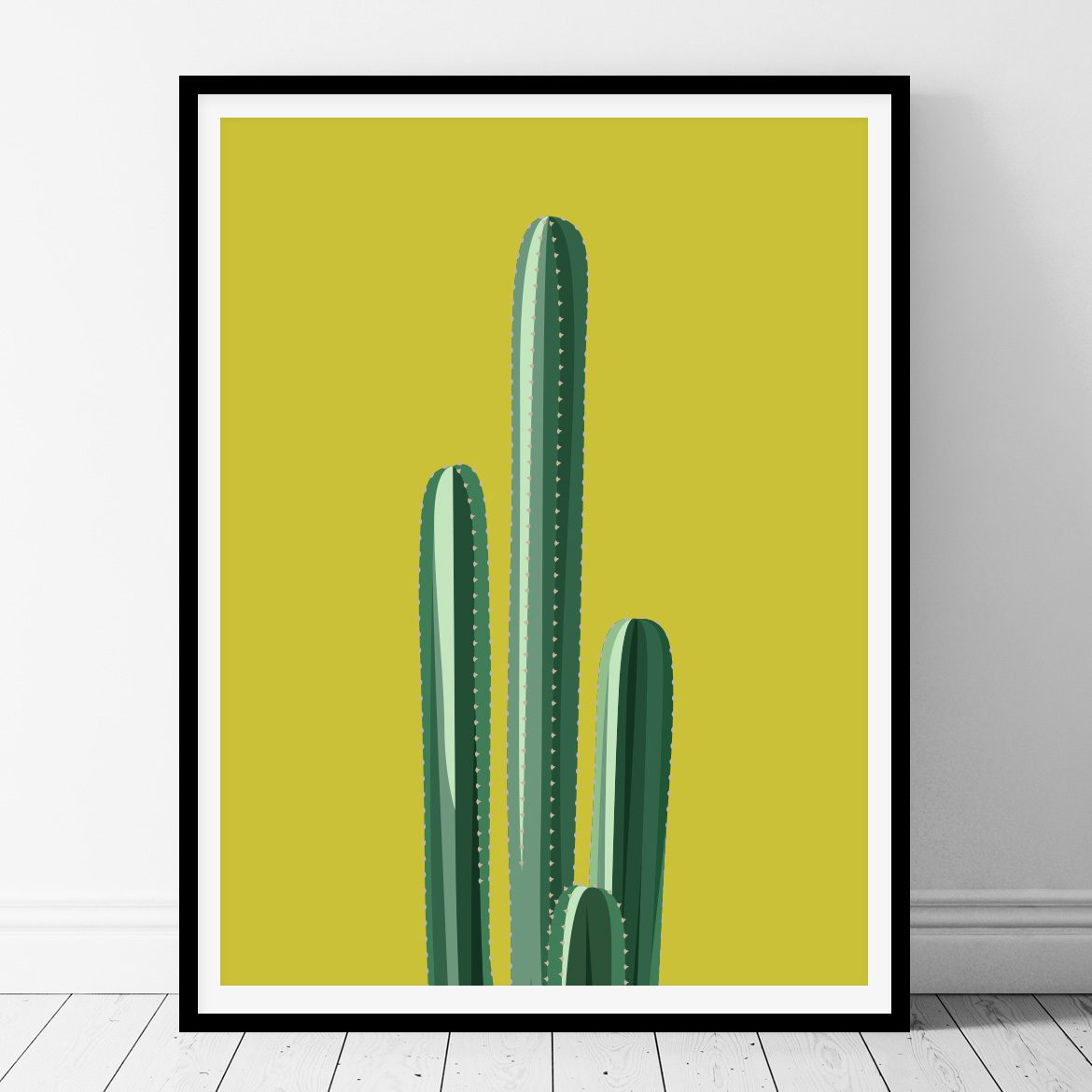 Arizona cactus printable