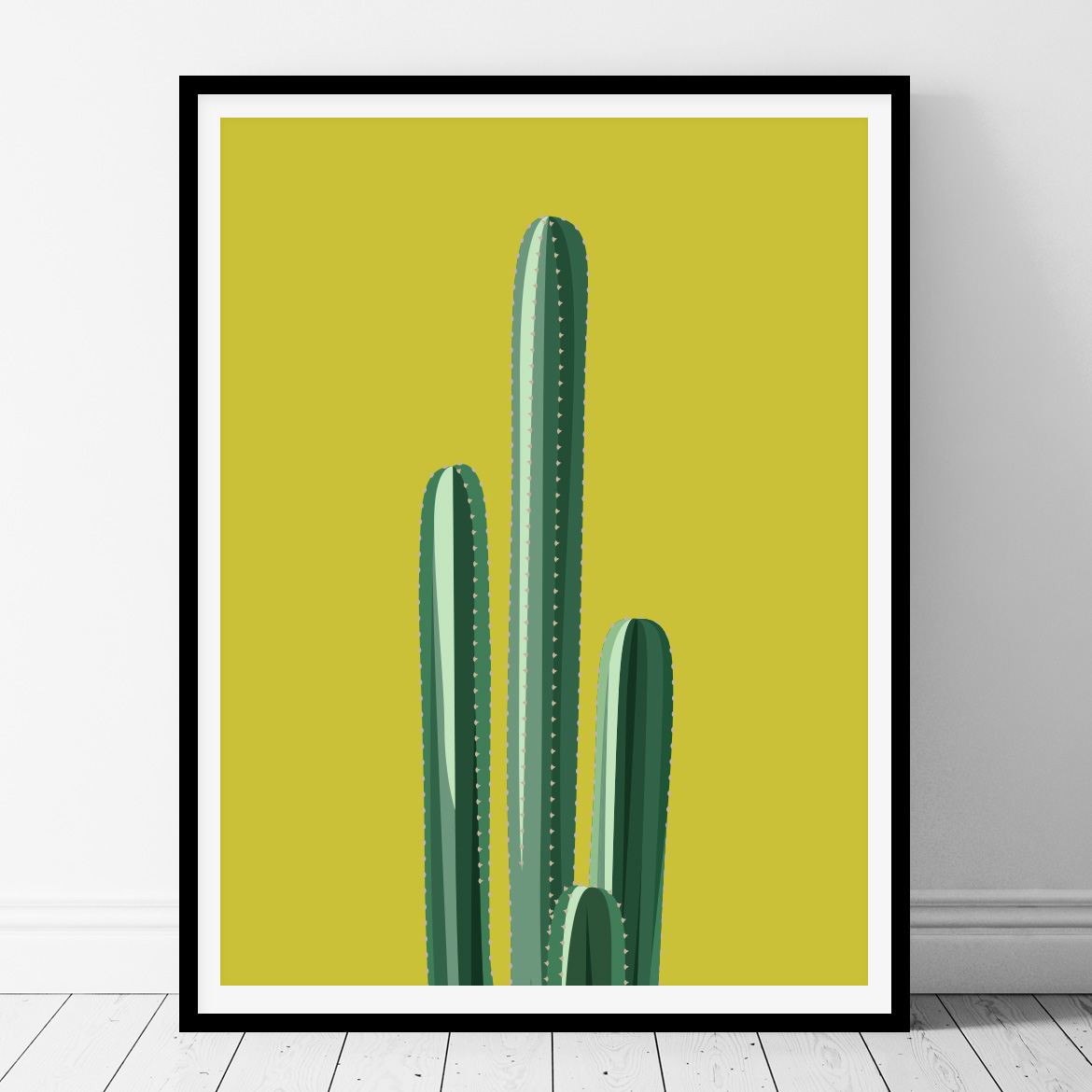 photograph relating to Cactus Printable titled Arizona Cactus- Printable Wall Artwork