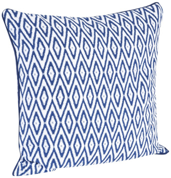Ikat-Design-Throw-Pillow