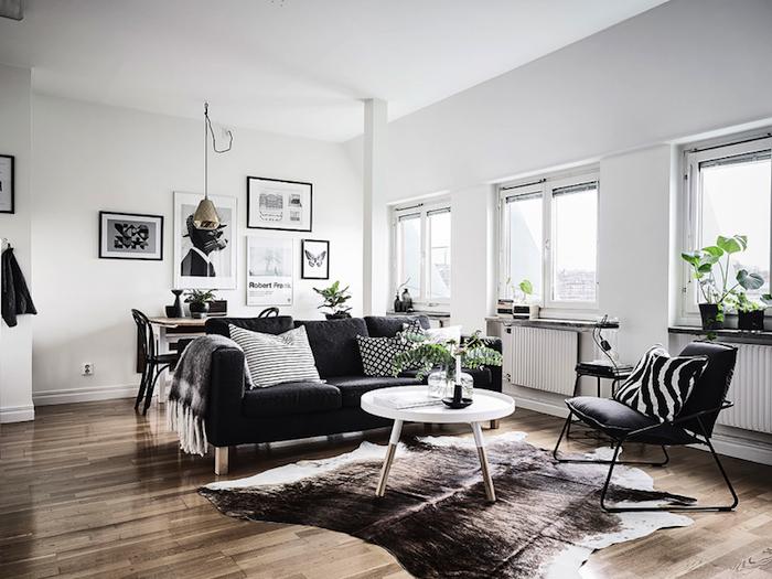 Nordic Coffee Table Decor Ideas