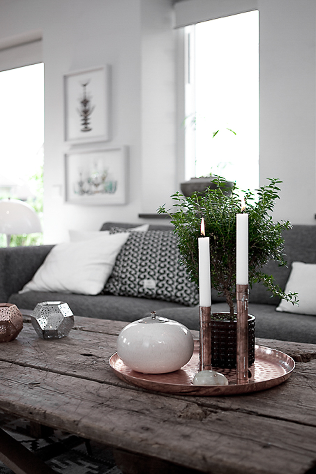 Copper Accessories Coffee Table Decor Part 76