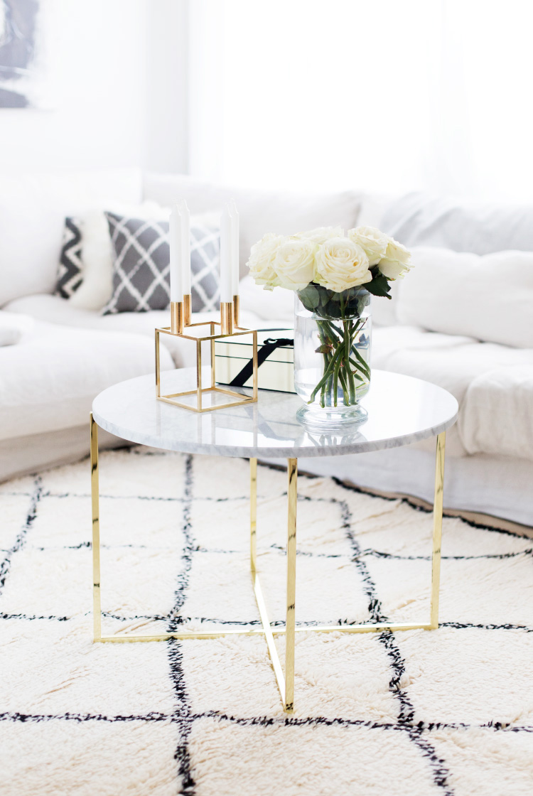 Tessa Coffee Table Images Marble Sets Foter