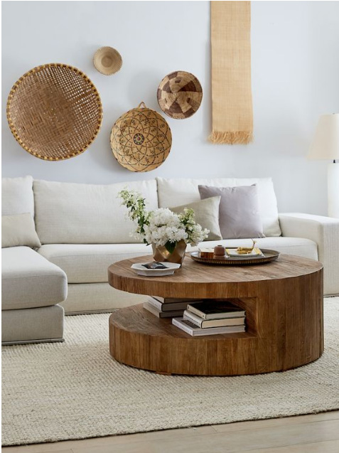 29 tips for a perfect coffee table styling - belivindesign Wooden Coffee Table Decor